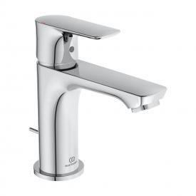 Ideal Standard Connect Air Einhebel-Waschtischarmatur Slim mit Ablaufgarnitur