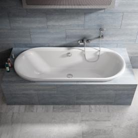 Ideal Standard Connect Air Oval-Badewanne, Einbau