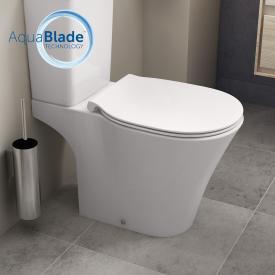Ideal Standard Connect Air Stand-Tiefspül-WC für Kombination, AquaBlade weiß