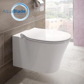 Ideal Standard Connect Air Wand-Tiefspül-WC, AquaBlade weiß, mit Ideal Plus