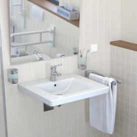 Ideal Standard Connect Freedom Waschtisch, unterfahrbar weiß, mit Überlauf