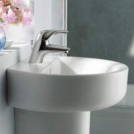 Ideal Standard Connect Sphere Handwaschbecken weiß, mit Ideal Plus