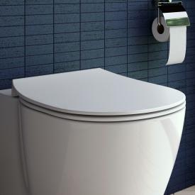 Ideal Standard Connect WC-Sitz Flat weiß mit Absenkautomatik soft-close