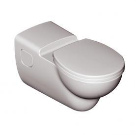 Ideal Standard Contour 21 Wand-Tiefspül-WC barrierefrei ohne Spülrand weiß, mit Ideal Plus