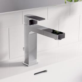 Ideal Standard Edge Einhebel-Waschtischarmatur Grande Slim mit Ablaufgarnitur