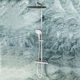 Ideal Standard Idealrain Duschsystem Evo Jet mit CeraTherm 100 Brausethermostat