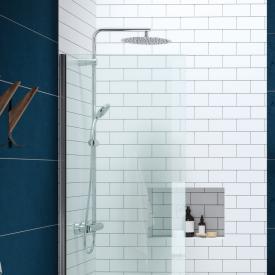 Ideal Standard Idealrain Duschsystem mit CeraTherm 100 Brausethermostat