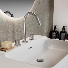 Ideal Standard Joy 3-Loch-Waschtischarmatur chrom