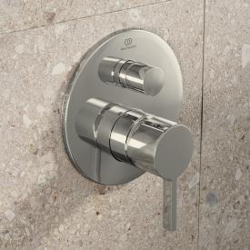 Ideal Standard Joy Wannenarmatur Bausatz 2 silver storm