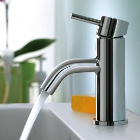 Ideal Standard Mara Einhebel-Waschtischarmatur, mit Durchflussbegrenzer mit Ablaufgarnitur