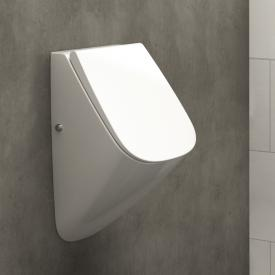 Ideal Standard Privo II Urinal, Zulauf hinten für Deckel, weiß mit Ideal Plus