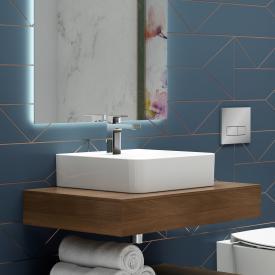 Ideal Standard Strada II Handwaschbecken weiß, mit 1 Hahnloch, geschliffen