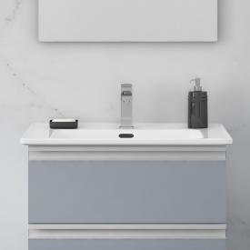 Ideal Standard Strada II Möbelwaschtisch weiß, mit Ideal Plus, mit 1 Hahnloch