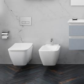 Ideal Standard Strada II Wand-Bidet weiß, mit Ideal Plus