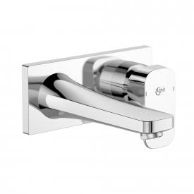 Ideal Standard Tonic II Einhebel-Wand-Waschtischarmatur Unterputz Bausatz 2 Ausladung: 180 mm
