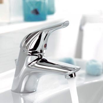Ideal Standard CeraPlan Neu Einhebel-Waschtischarmatur mit Ablaufgarnitur