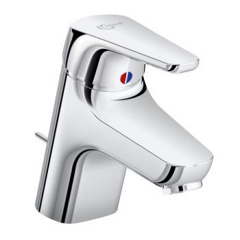 Ideal Standard CeraSprint Einhebel-Waschtischarmatur mit Ablaufgarnitur