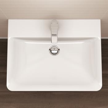 Ideal Standard Connect Air Handwaschbecken weiß, ohne Beschichtung