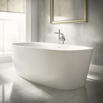 Ideal Standard Dea freistehende Badewanne weiß