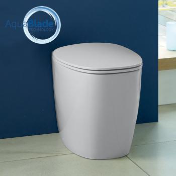 Ideal Standard Dea Stand-Tiefspül-WC, AquaBlade weiß