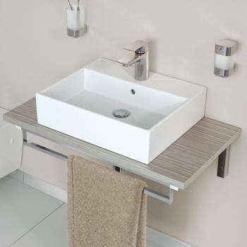 Ideal Standard Strada Waschtisch weiß, mit 1 Hahnloch