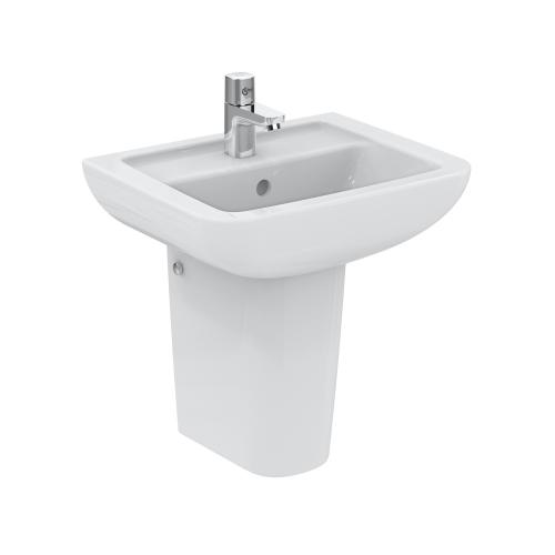 Ideal Standard Eurovit Plus Handwaschbecken, weiß