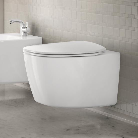 toilette ohne rand perfect di di di di with toilette ohne rand latest taharet aqua cleaning. Black Bedroom Furniture Sets. Home Design Ideas