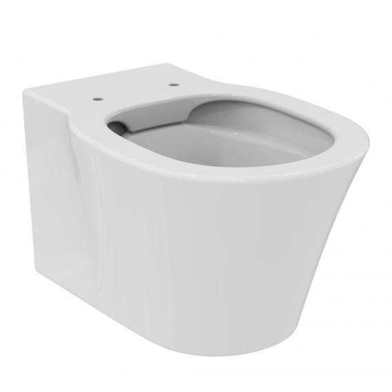 Ideal Standard Connect Air WC-Paket, Wand-Tiefspül-WC AquaBlade, mit WC-Sitz weiß, mit Ideal Plus