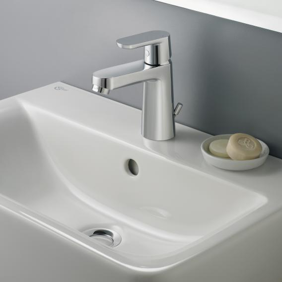 Ideal Standard Eurovit Plus Kombipaket, Waschtisch mit CeraVito Waschtischarmatur