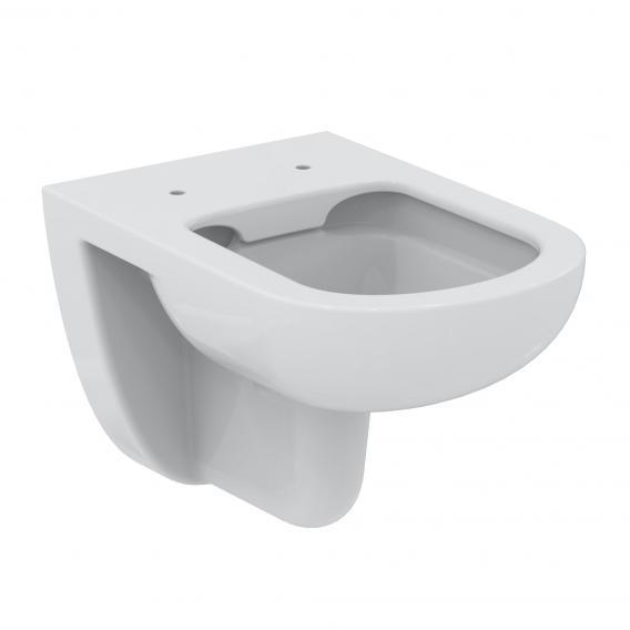 Ideal Standard Eurovit Plus Wand-Tiefspül-WC ohne Spülrand, weiß