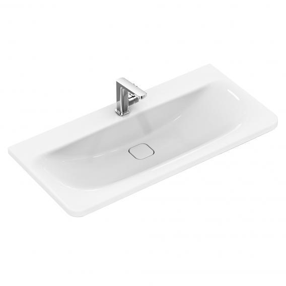 Ideal Standard Tonic II Möbel-Waschtisch weiß, mit Ideal Plus