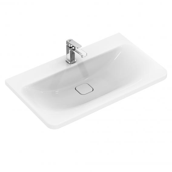 Ideal Standard Tonic II Möbel-Waschtisch mit IdealFlow weiß, mit Ideal Plus