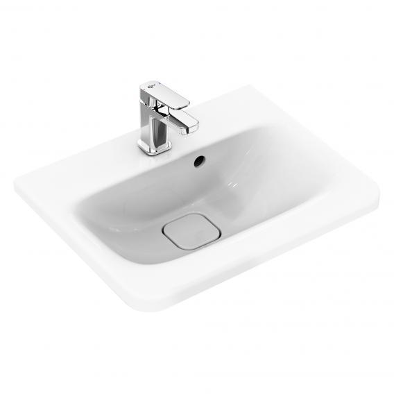 Ideal Standard Tonic II Möbelwaschtisch weiß, mit Ideal Plus