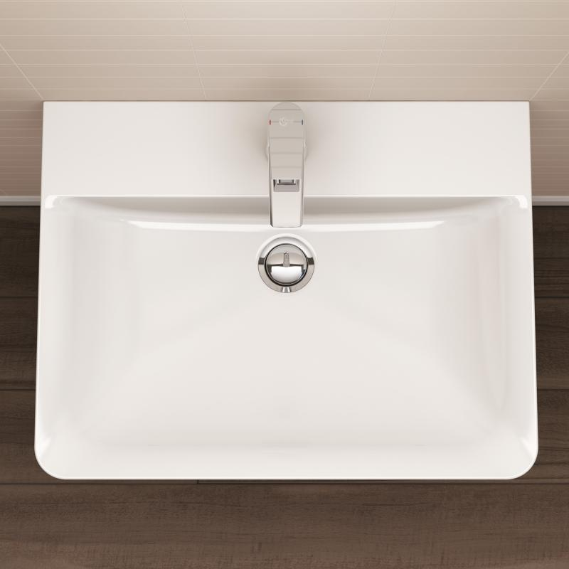 Ideal Standard Connect Air Waschtisch weiß, mit Ideal Plus ...