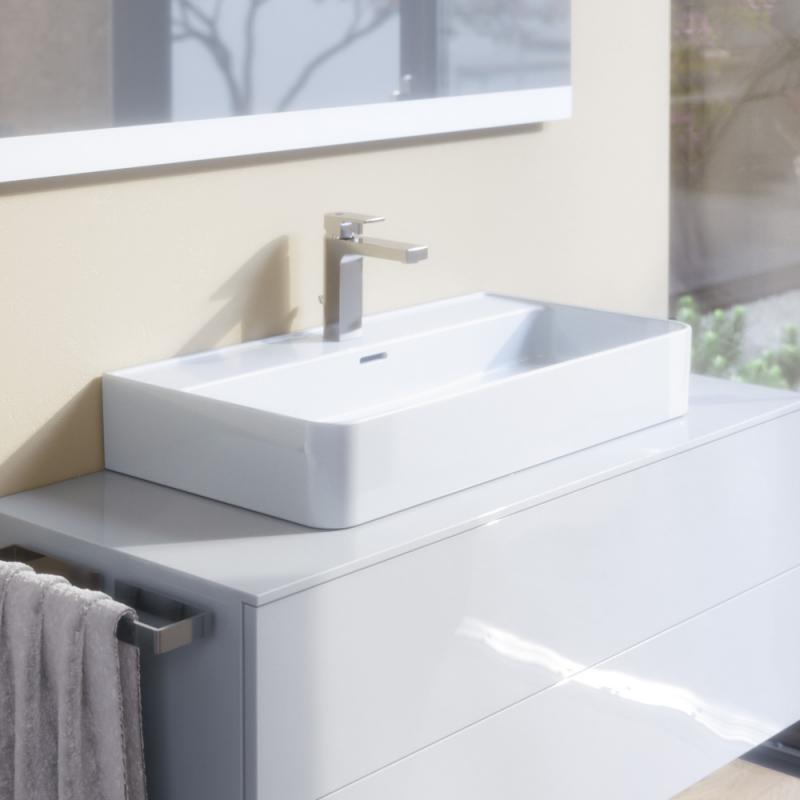 Ideal Standard Strada II Waschtisch weiß, mit Ideal Plus, mit 1 ...