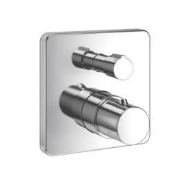 Jado Glance Einzel-Thermostat Unterputz Bausatz 2