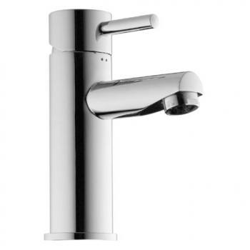 Jado Geometry Einhebel-Waschtischbatterie ohne Ablaufgarnitur, Ausladung: 90 mm
