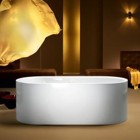 Kaldewei Meisterstück Centro Duo Oval Freistehende Badewanne mit Füllfunktion