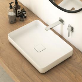 Steinberg Serie 230 Fertigmontageset für Waschtisch-Einhebelmischer Ausladung: 205 mm