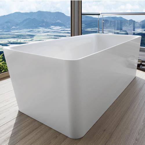 Kaldewei Meisterstück Incava Freistehende Badewanne ohne Füllfunktion