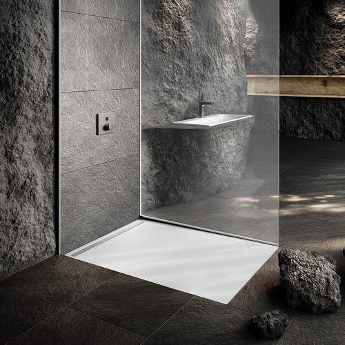 Kaldewei Nexsys Bodenebene Duschfläche