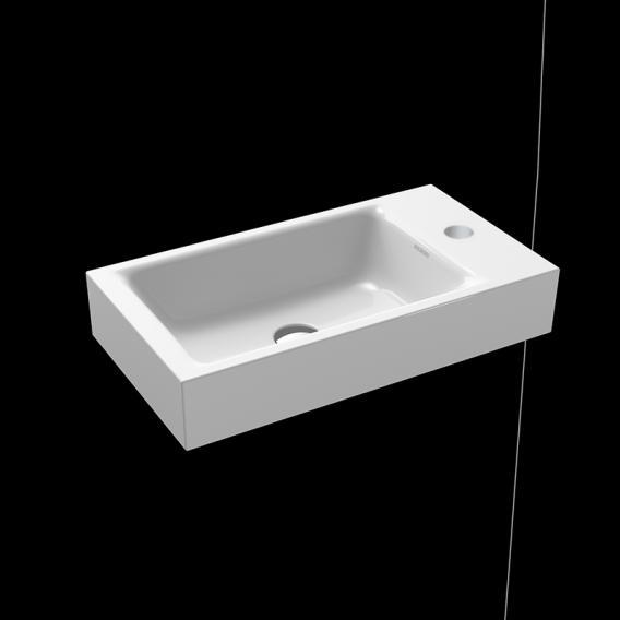 Kaldewei Puro Handwaschbecken mit 1 Hahnloch