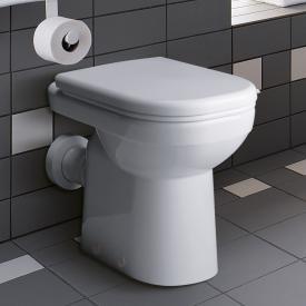 Geberit Renova Comfort Stand-Tiefspül-WC weiß