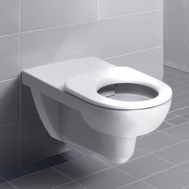 Geberit Renova Comfort Wand-Tiefspül-WC, spülrandlos, 4,5l/6l weiß, mit KeraTect