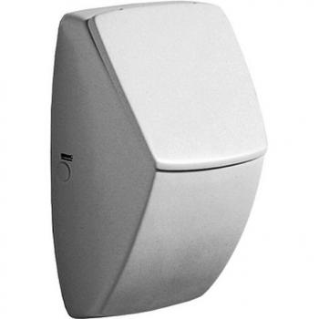 Geberit Pareo Wand-Urinal B: 30 H: 52 T: 26,5 cm weiß mit KeraTect