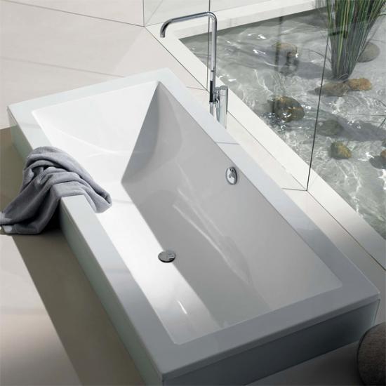 Die schönsten Badewannen für Zwei - Emero Life | {Badewanne 2 personen maße 95}