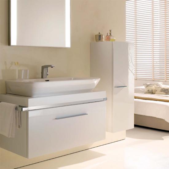 der traum vom modernen badezimmer: 10 tipps - emero life, Hause ideen