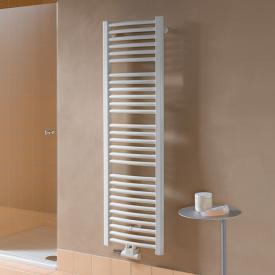 Kermi Basic-50 R Badheizkörper für Warmwasser- oder Mischbetrieb mit gebogenen Rohren weiß, 817 Watt