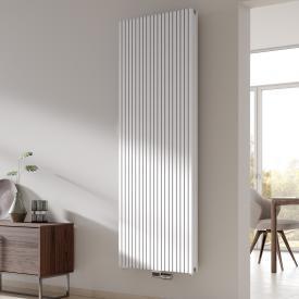 Kermi Decor-Arte Pure Badheizkörper vertikal für Warmwasserbetrieb weiß, 2949 Watt