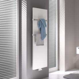 Kermi Pateo Badheizkörper für reinen Warmwasserbetrieb weiß,  1406 Watt
